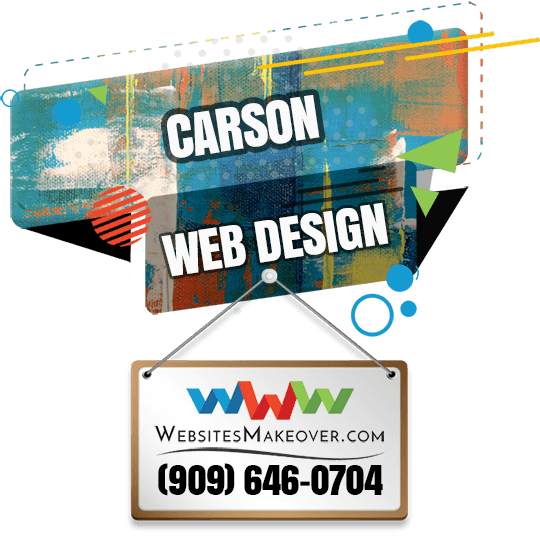 Carson Website Design