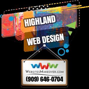 Highland Website Design