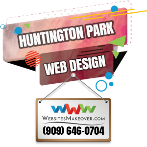 Huntington Park Website Design