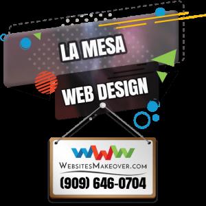 La Mesa Website Design