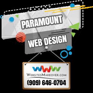 Paramount Website Design