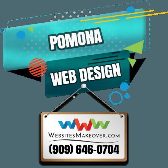 Pomona Website Design