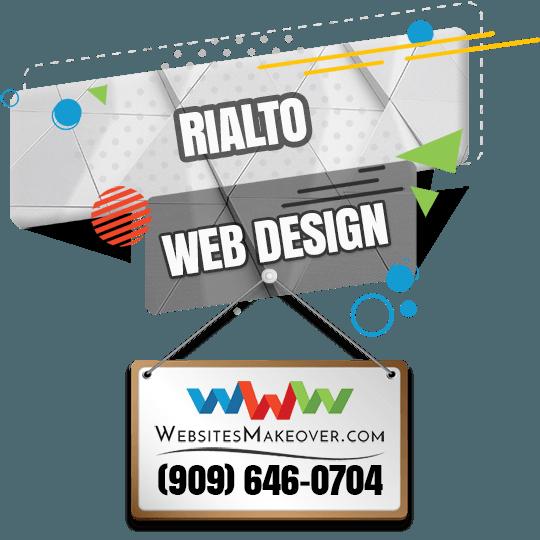 Rialto Website Design