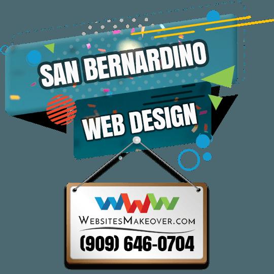San Bernardino Website Design