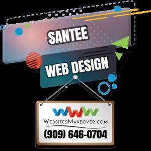 Santee Website Design