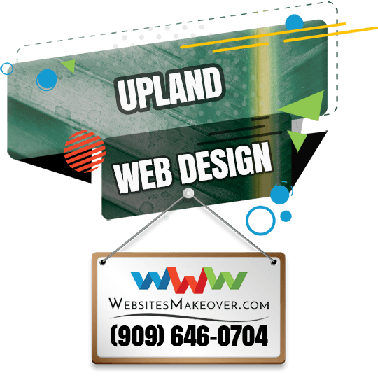 Upland Website Design